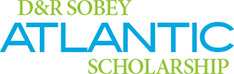 D&R Sobey Atlantic Scholarship
